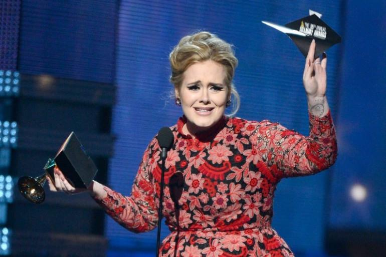 Adele a adressé une lettre émouvante à ses fans