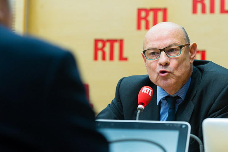 Jean-Marie Le Guen, invité de RTL, le 23 octobre 2015