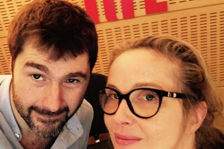 Julie Delpy dans La Première Heure avec Eric Jean-Jean