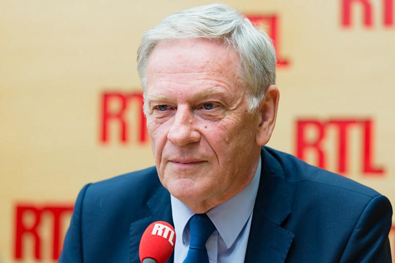 """'Les voix de gauche seront en tête au premier tour"""", a prédit Pierre de Saintignon lundi 5 octobre sur RTL."""