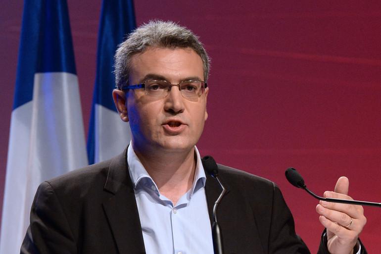 Aymeric Chauprade, eurodéputé Front national