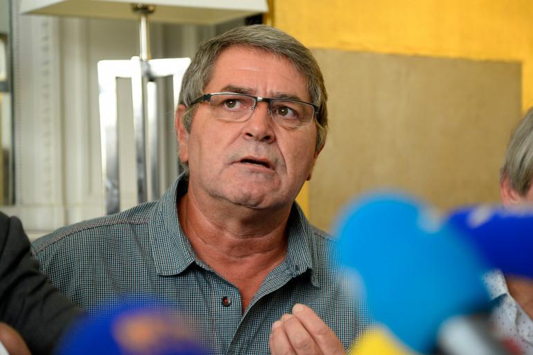 Pascal Fauret, l'un des deux pilotes condamnés à 20 ans de prison en République dominicaine