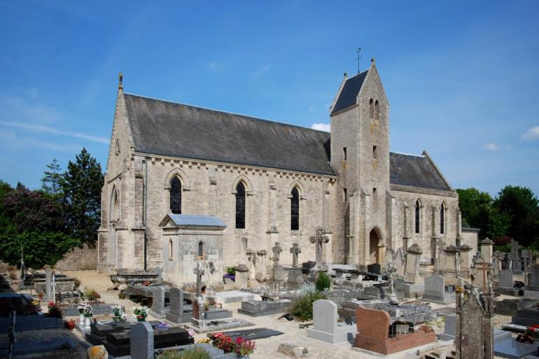 Un curé a brisé une statue du Christ dans son église des Côtes-d'Armor. (Illustration)