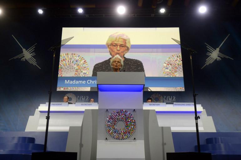 Présidentielle 2017 : Christine Lagarde est-elle la meilleure candidate de la droite ?