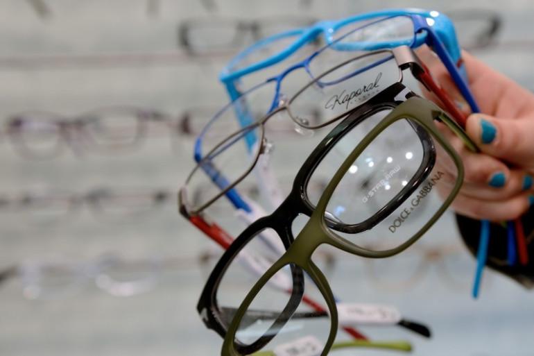 Des paires de lunettes (illustration).