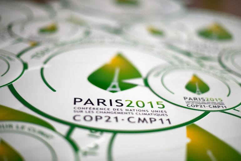Le logo de la COP21