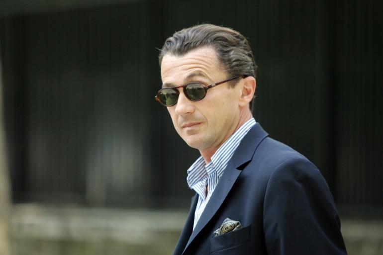 François Sarkozy, petit frère de Nicolas Sarkozy.