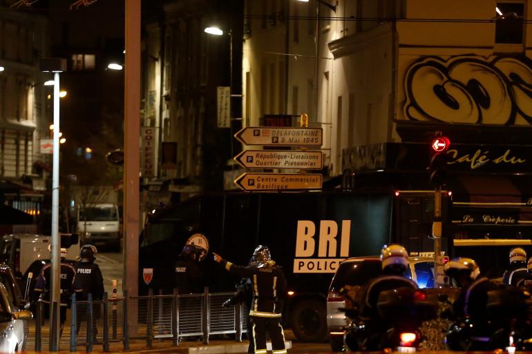L'assaut des forces de l'ordre sur un appartement de Saint-Denis, le 18 novembre 2015