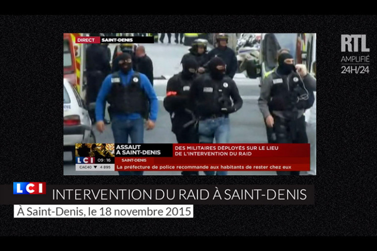 L'assaut des forces de l'ordre a débuté à 4h20 ce mercredi matin à Saint-Denis
