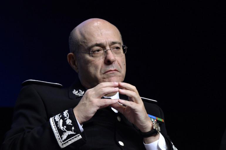 Jean-Marc Falcone, directeur général de la Police nationale
