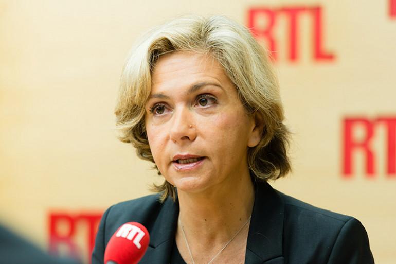 Valérie Pécresse, invitée de RTL le 20 novembre 2015