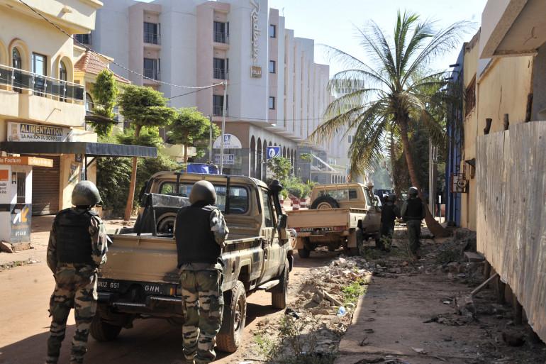 L'hôtel Radisson de Bamako est le théâtre d'une prise d'otages