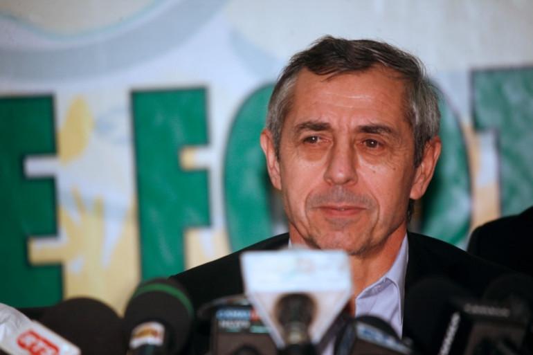 Alain Giresse en janvier 2013