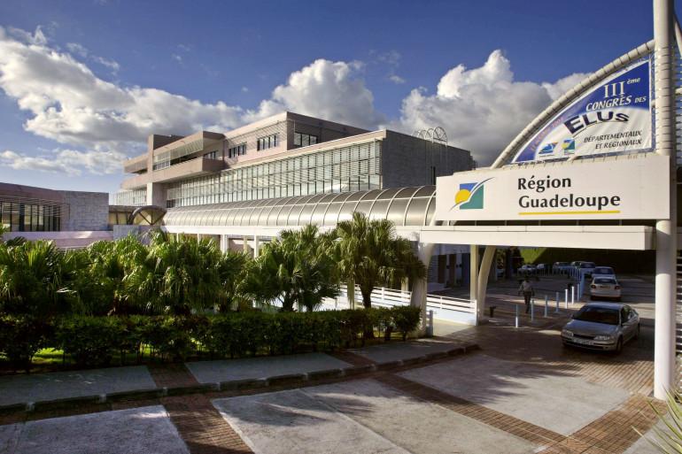 Le conseil régional de Guadeloupe