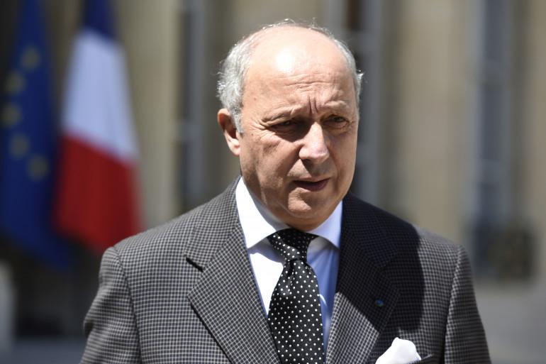 Laurent Fabius, le 27 juin 2015
