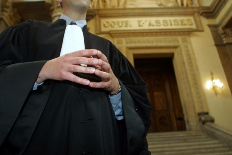 Un avocat à une cour d'assises (illustration)