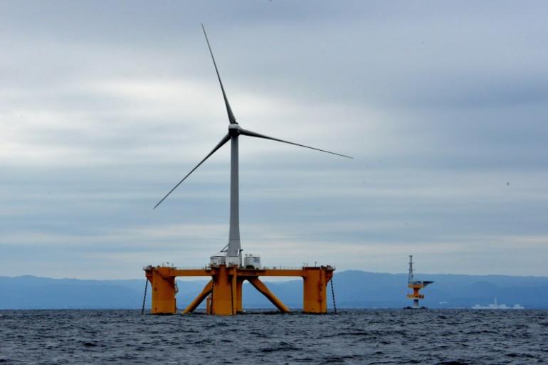 Trois parcs d'éoliennes doivent bientôt être construits au large des côtes françaises