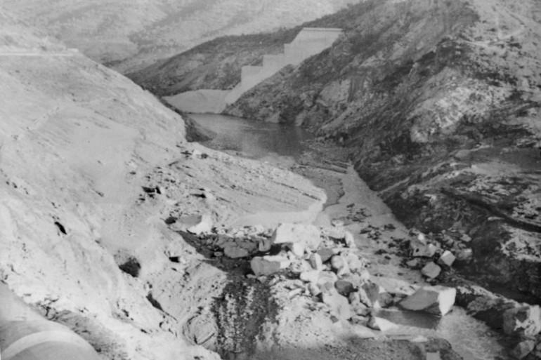 Le bilan de la catastrophe du barrage de Malpasset s'élève à 423 morts