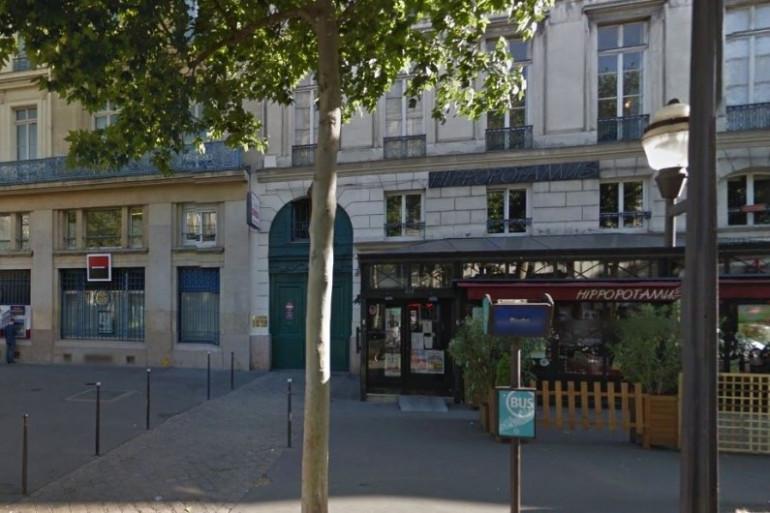 Le Louis XIV est aujourd'hui devenu un restaurant de la chaîne Hippopotamus