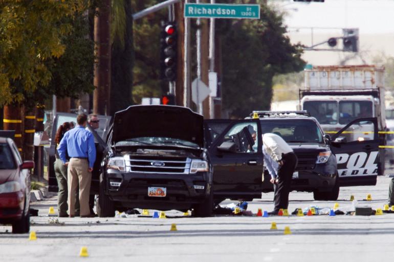Une fusillade a fait 14 morts en Californie
