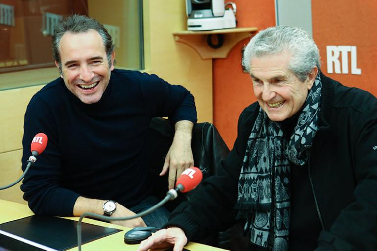 Jean Dujardin et Claude Lelouch invités de Laissez-Vous Tenter le 4 décembre 2015