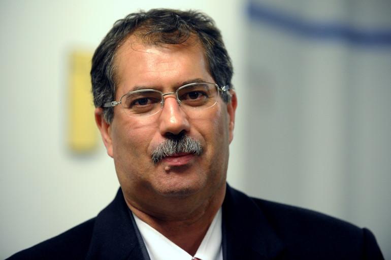 Anouar Kbibech, le président du CFCM, le 27 novembre 2015.