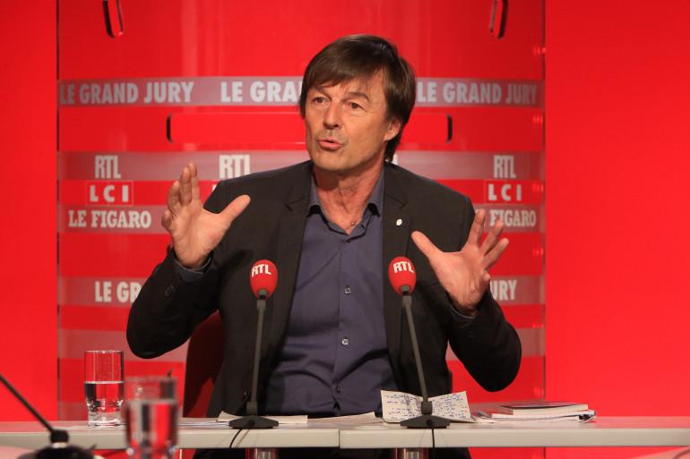 Nicolas Hulot invité du Grand Jury dimanche 6 décembre