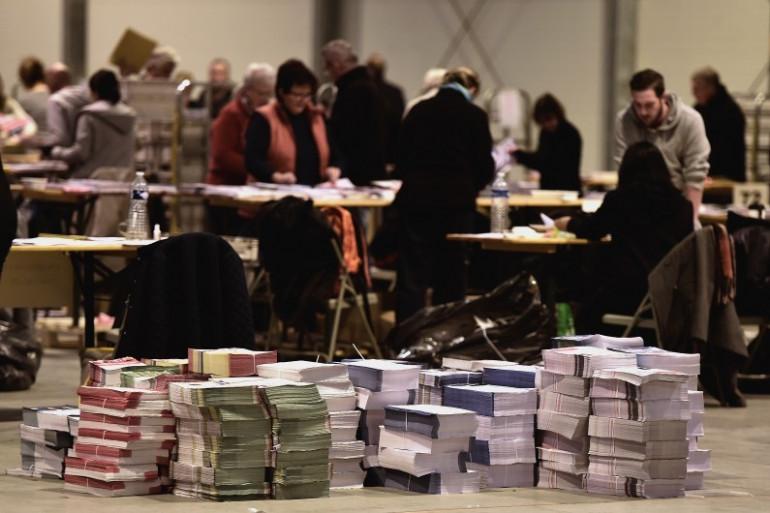 À Strasbourg, les bureaux de vote sont ouverts jusqu'à 20 heures