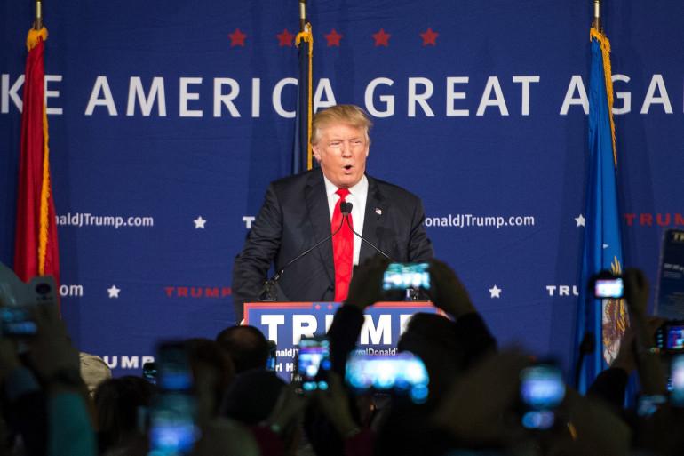 Donald Trump, le 7 décembre 2015
