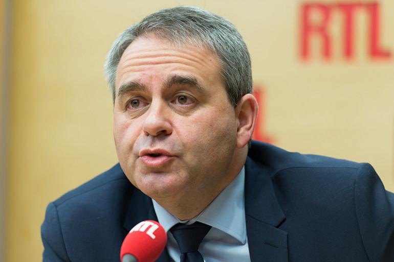 Xavier Betrand, invité de RTL, le 11 décembre 2015