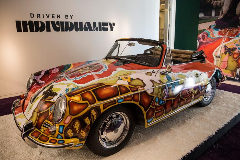 Cette Porsche de collection a été vendue à 1,8 million d'exemplaires