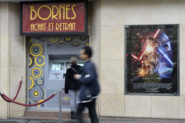 """300.000 places ont été pré-vendues pour le film """"Le Réveil de la Force"""""""