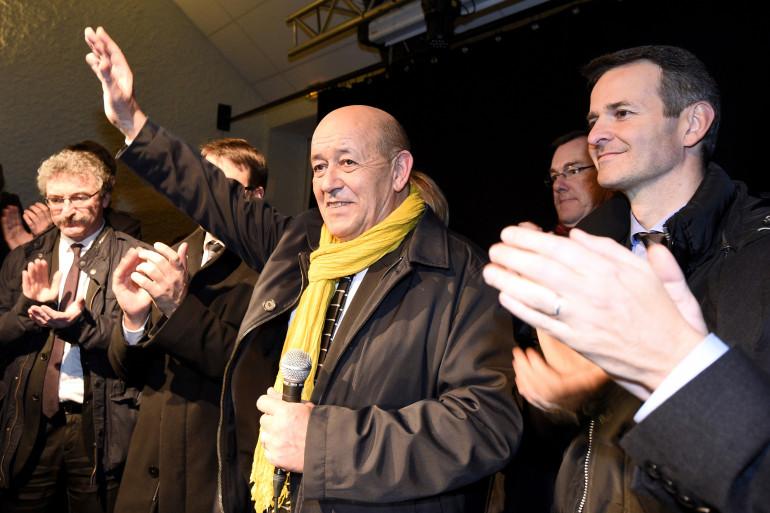 Jean-Yves Le Drian (PS) cumulera la région Bretagne et les Affaires étrangères