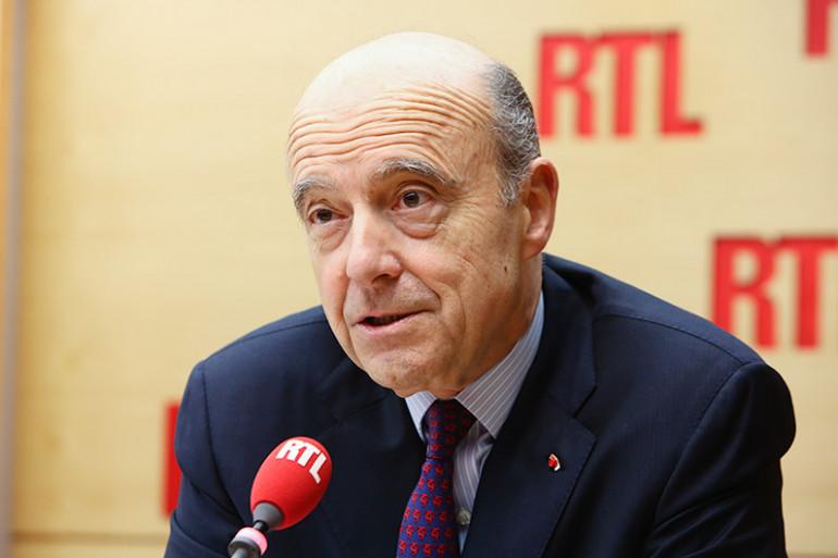 Alain Juppé, invité de RTL le 15 décembre