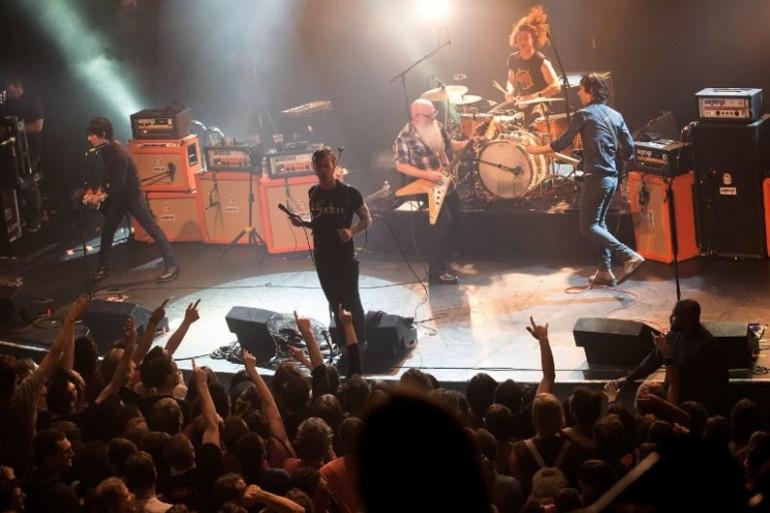 Eagles Of Death Metal en concert au Bataclan le 13 novembre