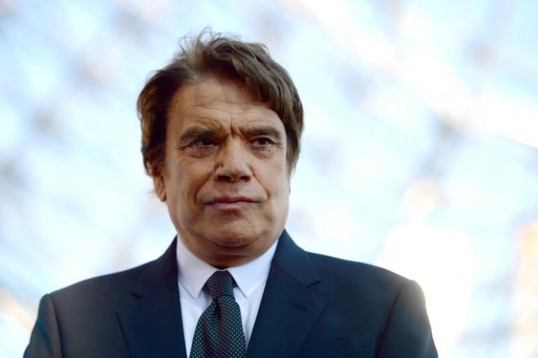 Bernard Tapie, en mai 2013