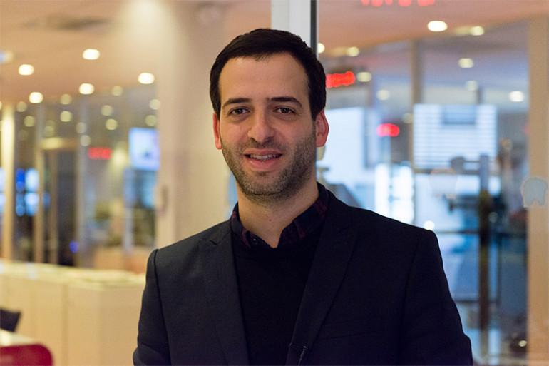 Benjamin Sportouch, rédacteur en chef adjoint du service politique à RTL