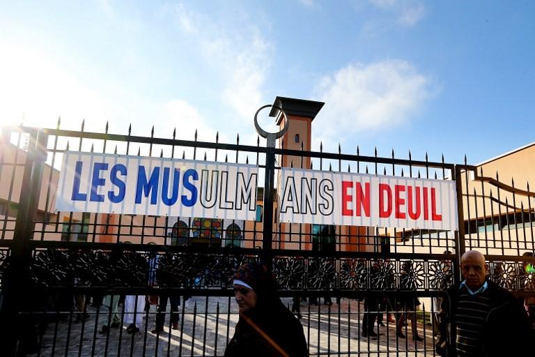 La mosquée de Reims a rendu hommage aux victimes des attentats du 13 novembre (archive)