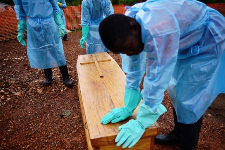 Un décès suspect d'Ebola a été constaté dans un village au nord de la Sierra Leone