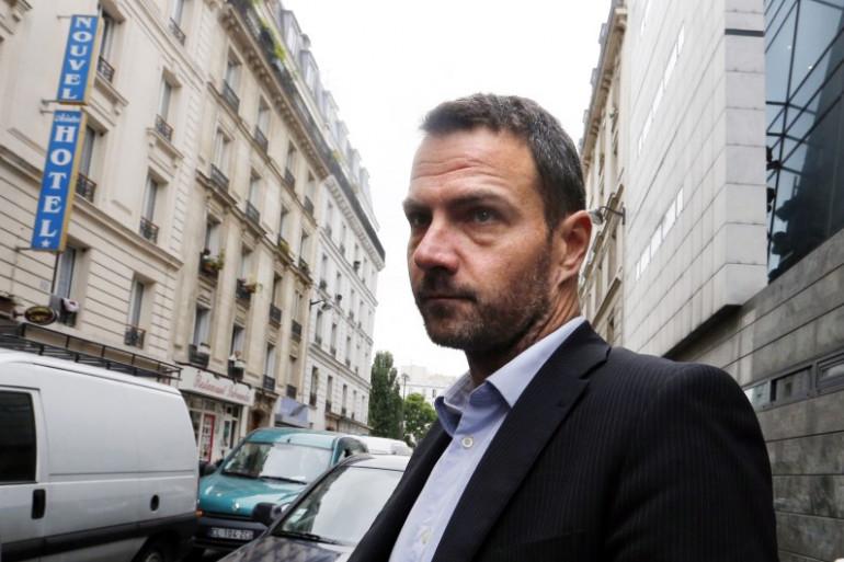 Jérôme Kerviel, ex-trader de la Société Générale