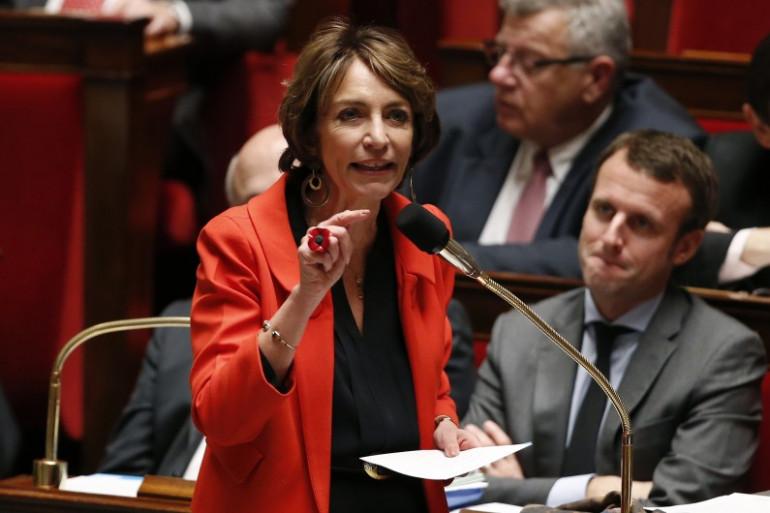 Marisol Touraine, ministre de la Santé et des Affaires sociales, a porté le projet de loi Santé voté le 21 décembre 2015.