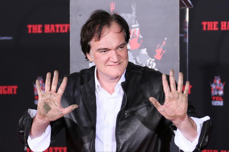Depuis peu, Quentin Tarantino a son étoile sur le Hollywood Boulevard à Los Angeles