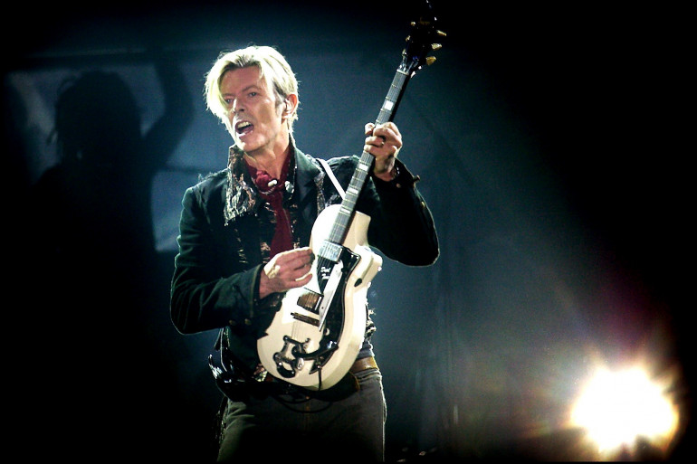 David Bowie est décédé à l'âge de 69 ans, le 10 janvier 2016.