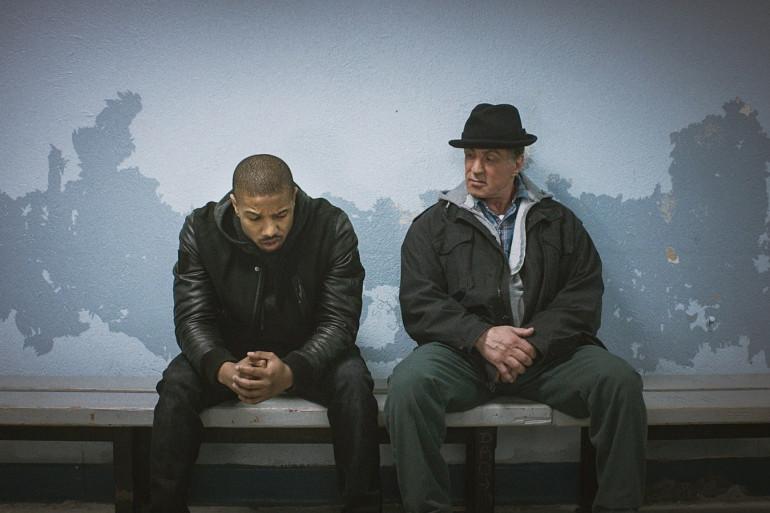 """""""Creed"""" signe le retour de Stallone en Rocky"""