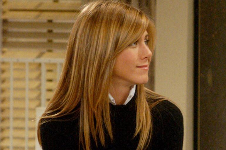 """Jennifer Aniston était Rachel Green dans """"Friends"""""""