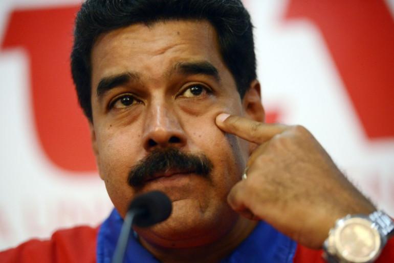 """Le président vénézuélien, Nicolas Maduro veut sortir le pays du """"labyrinthe économique"""""""