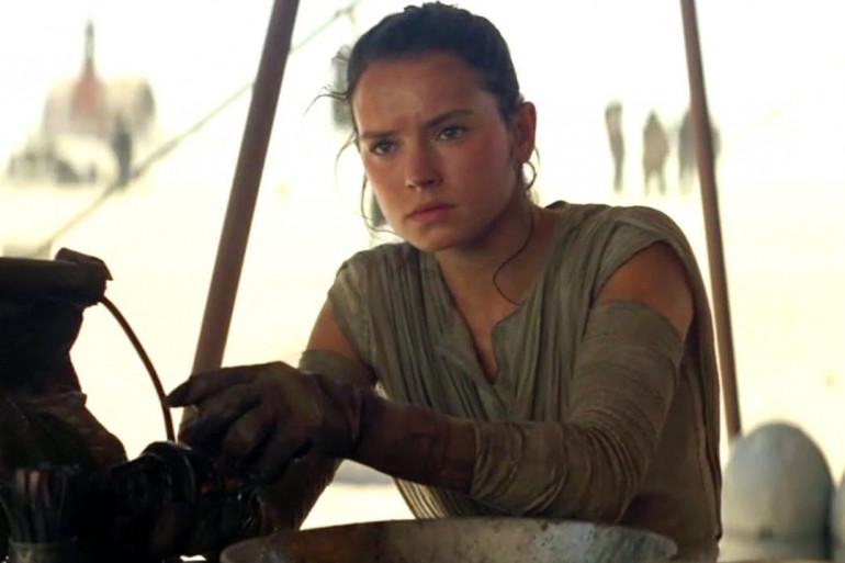 """Daisy Ridley est au cœur de nombreuses scènes coupées de """"Star Wars 7"""""""