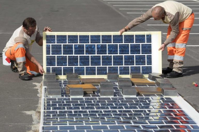 La route solaire va devenir une réalité à grande échelle.