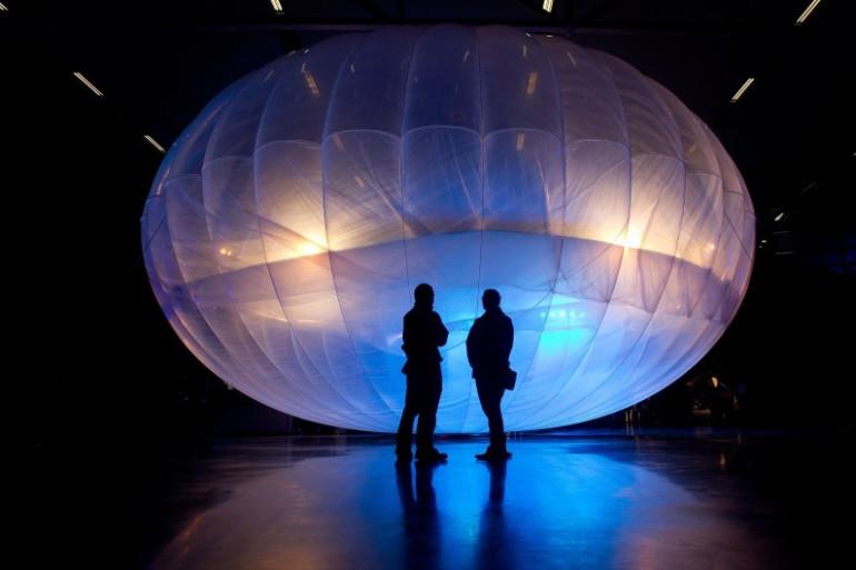 Voici à quoi vont ressembler les ballons du projet Loon de Google