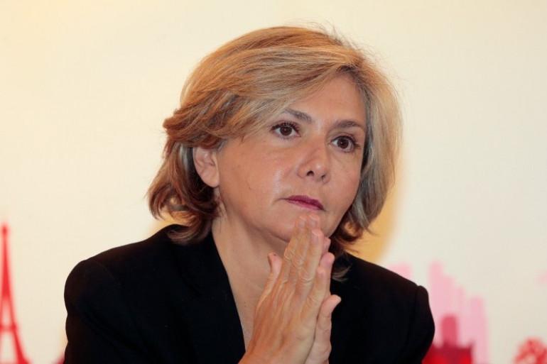 Valérie Pécresse, présidente (LR) de la région Île-de-France